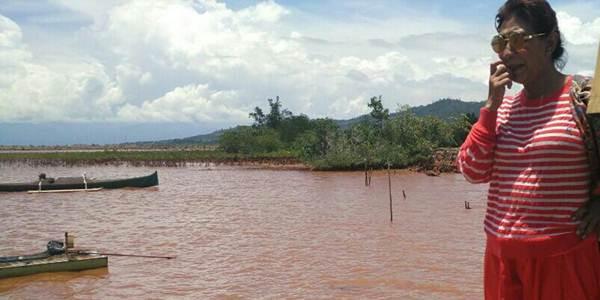 Susi Pudjiastuti di Kolaka