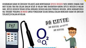 Mengontrol Kadar Oksigen Terlarut dalam Air Tambak