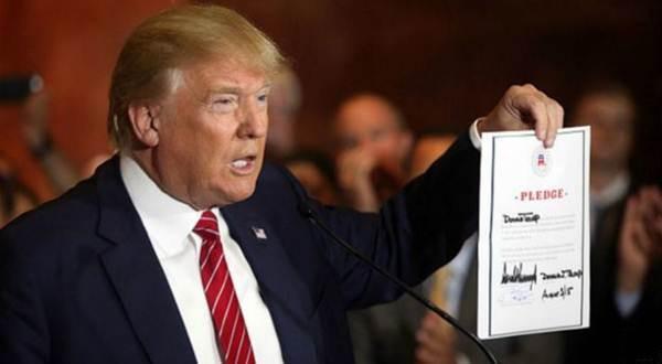 Donald Trump Indonesia