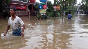 Selain untuk Perikanan, Pompa Celup Solusi buat Menyedot Air di Lokasi Banjir