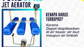 Teknologi Aerasi TurboPro Jet Aerator