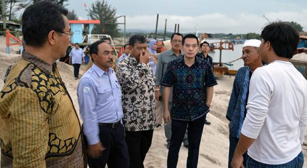 Pelabuhan Perikanan Nusantara Sungailiat
