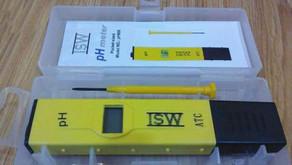 Cara Menggunakan pH Meter Air Digital