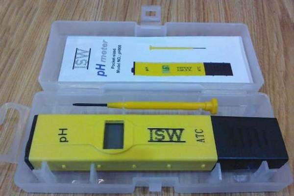 ph meter digital