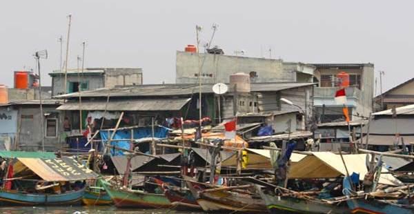permukiman nelayan