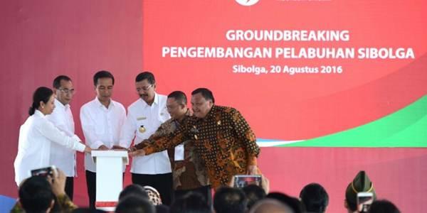 Jokowi Sibolga