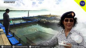 KKP Targetkan 22 Juta Ton dari Budidaya Perikanan