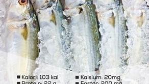 10 Manfaat Ikan Kembung bagi Kesehatan Manusia