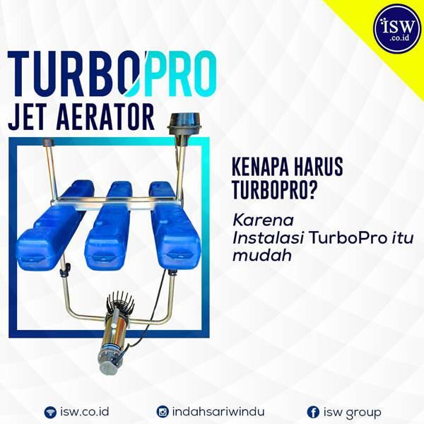 cara kerja jet aerator