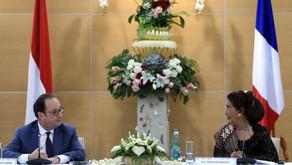 Presiden Prancis Puji Pemberantasan Illegal Fishing di Indonesia