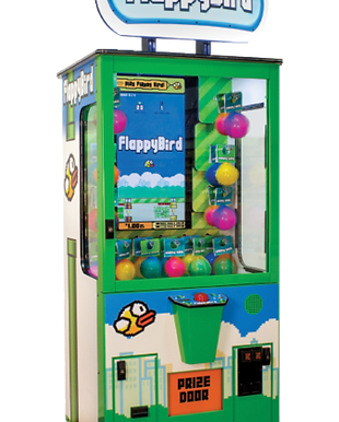 FLAPPY BIRD Ticket Redemption Arcade Mac