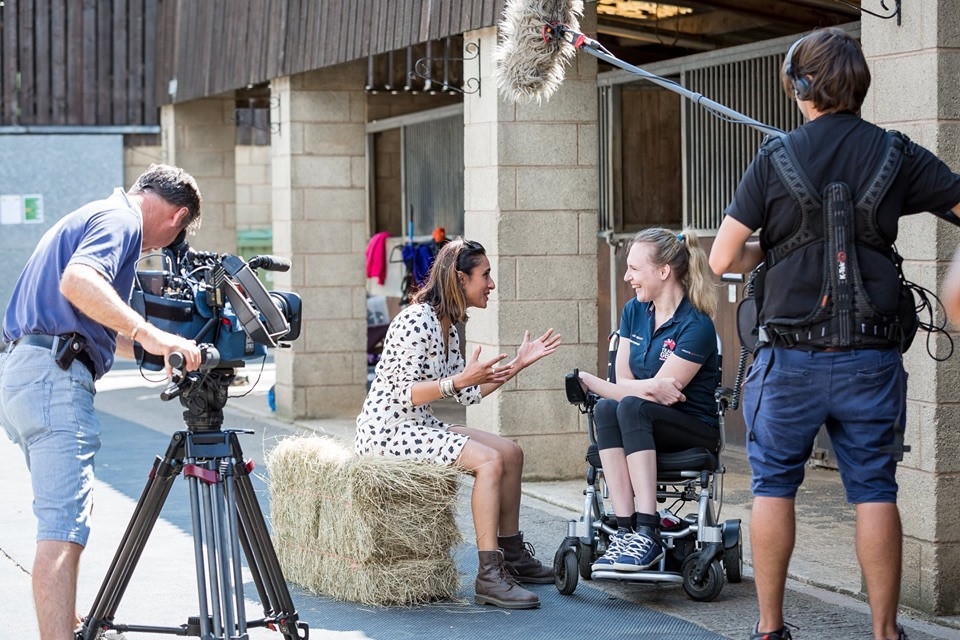 Sophie, Countryfile and RDA