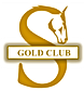 Gold Club Glowing Icon