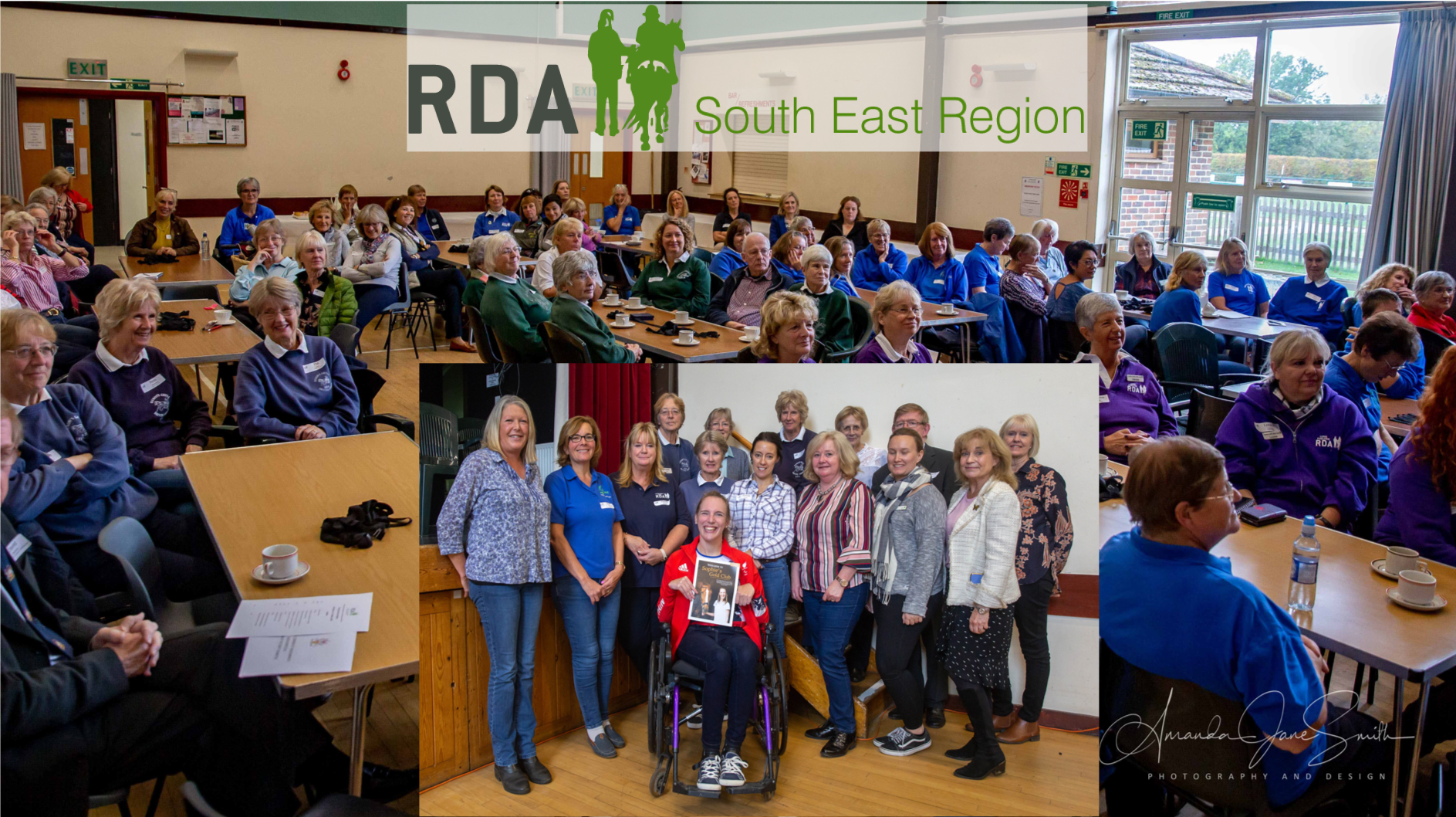 Riding for the Disabled SE Conference