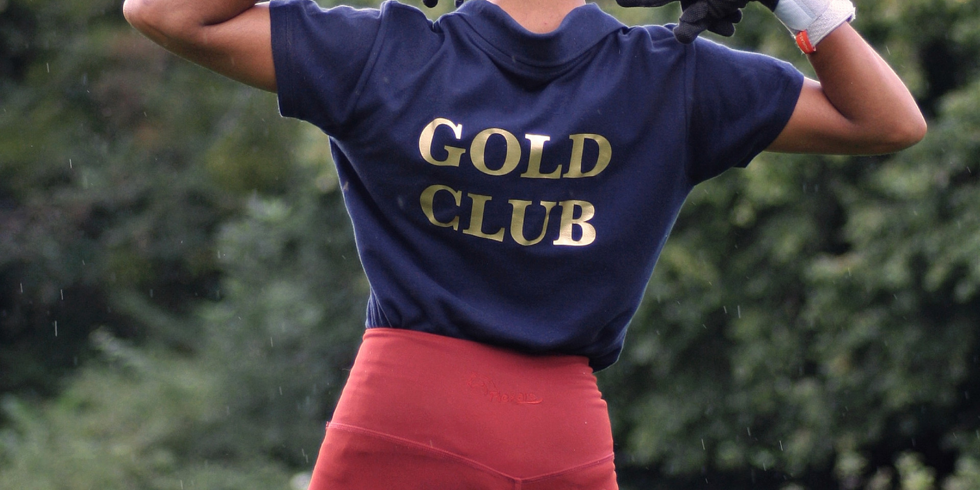 Tegan Gold Club Polo