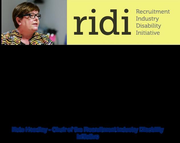 Recruitment Industry Disability Initiative