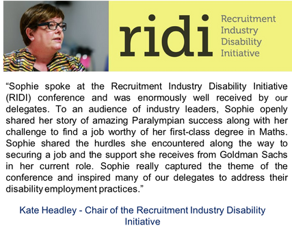 Recruitment Industry Disability Initiative