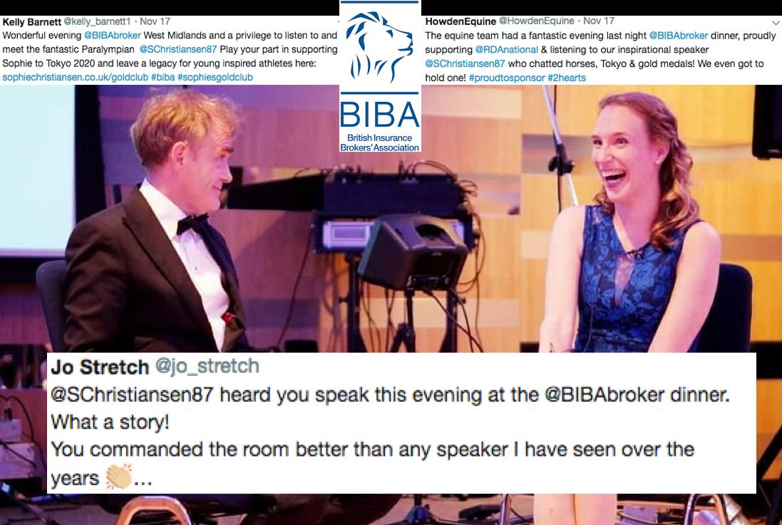 BIBA Interview