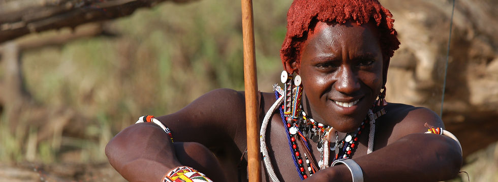 Meet the real Masai. The Masai live in the vast open spaces of East Africa's Great Rift Valley. Their lifestyle reflects the harsh environment in which they live. Maji Moto Eco Camp is located 3-hour drive from Nairobi and 1-hour to Masai Mara.