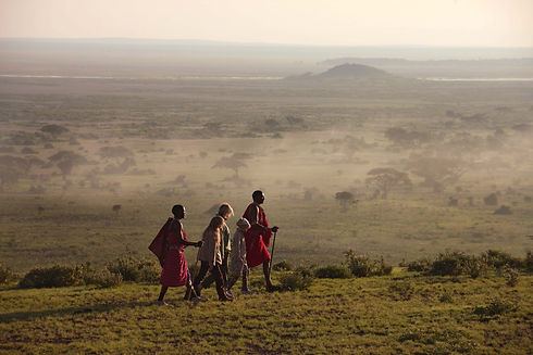 Walk with Masai tribesman the hills and the savannah, observing plants and animals through Masai eyes. You will get the knowledge of the Maasai culture, the natural world, its plants, animals and their uses only at Maji Moto Eco Camp.