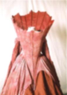 Emilie Bonheure costumière créatrice de costumes Paris