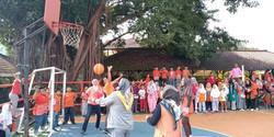Spesial pekan olahraga anak dan orang tua