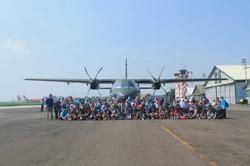 Field Trip Angkatan Udara.JPG