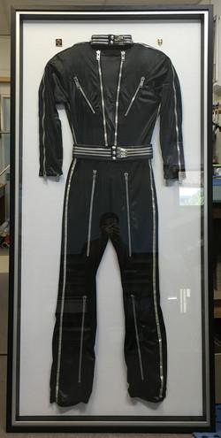 Memorabilia Framing-music- Framed Kiss Jumpsuit IMG_2044