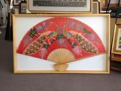 Object box- Asian Fan- Milford Framers.jpg