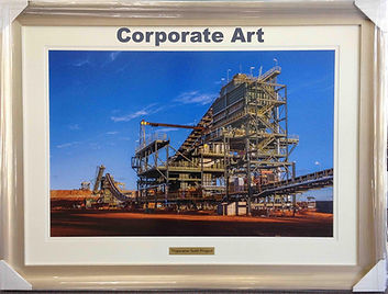 At Milford Framers we can print and frame your products and services for display