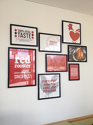 Corporate Framing- Red Rooster- Satewide- Milford Framers.jpg