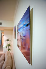 Acrylic Face Mount is a high-end digital image finishing technique. Landscape print