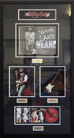 Memorabilia Framing-music IMG_1904