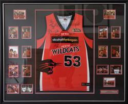 Sporting Memorabilia- Milford Framers- Perth Wildcats 1