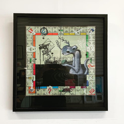 Picture Framing-Box Frame-Hayley Welsh 3