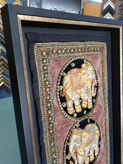 Object Box- Indian Tapestry- Milford Framers.jpg