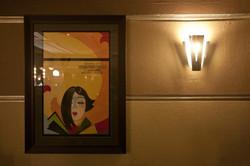Corporate framing | memorabilia | Astor Theatre | Milford Framers