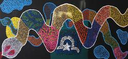Canvas Stretching-Aboriginal Canvas4 copy