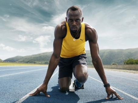 Usain Bolt: Como los cuidados quiroprácticos me ayudaron
