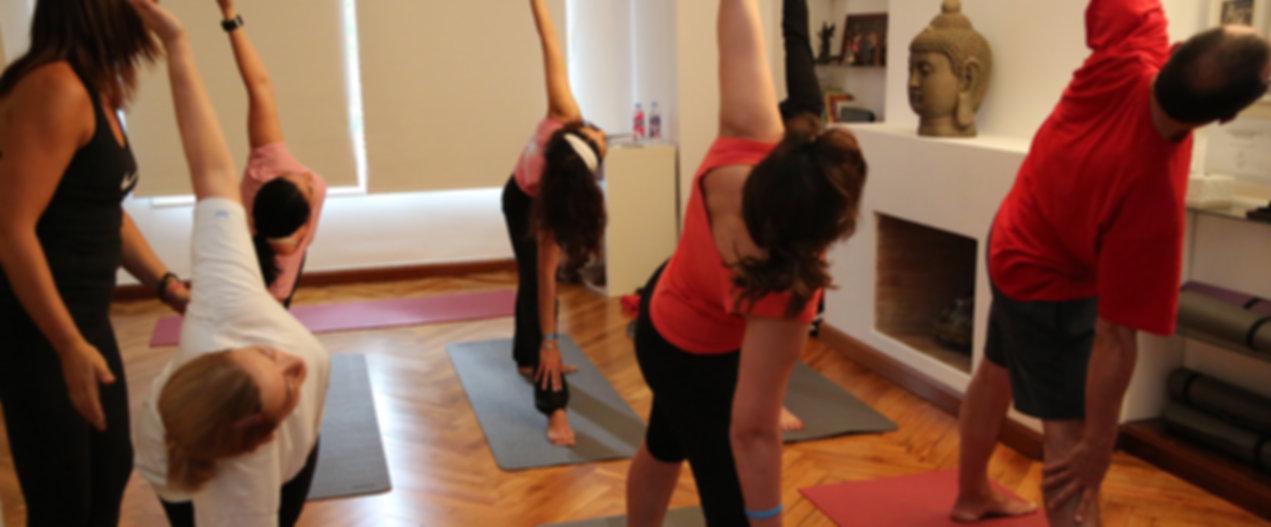 Yoga Dinamic