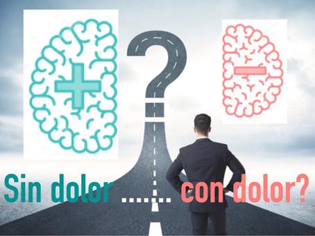 EL DOLOR CRÓNICO NOS HACE...MAS TONTOS... PERO PUEDE ACABAR BIEN!  EPISODIO 2