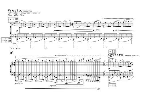 Ebben - for viennese fortepiano