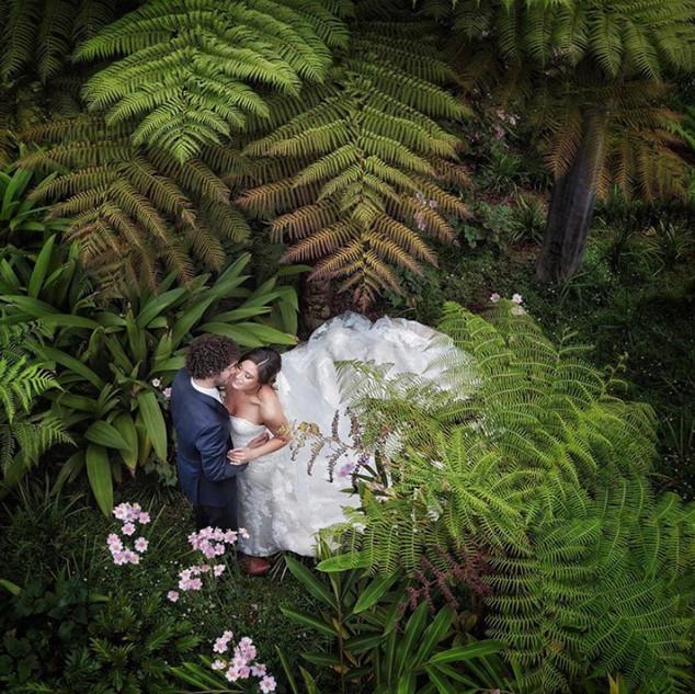 Joanne and Scott   Oatlands   HIRE A BRIDESMAID