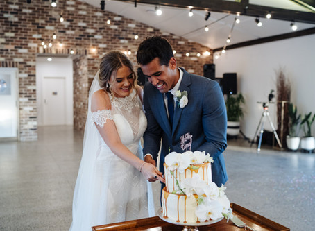 How to be more present on your wedding day