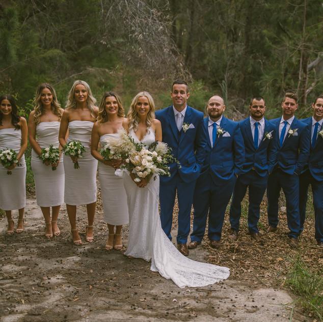 Kirsten and Luke | Barden Ridge | HIRE A BRIDESMAID
