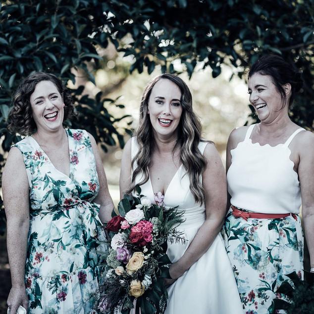 Meg and T   Sydney   HIRE A BRIDESMAID