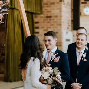 Nicole and James | Brighton-Le-Sands | HIRE A BRIDESMAID