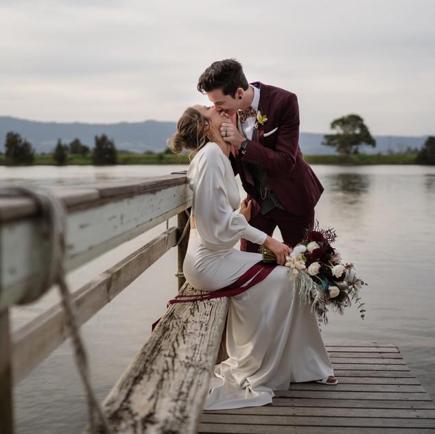 Ben and Radha   Terara, NSW   HIRE A BRIDESMAID