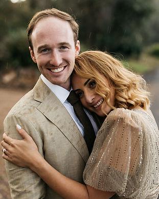 Lisa and Mitchell Wedding