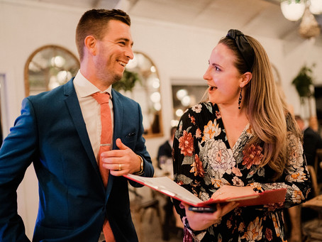 Myth-Busters: Wedding Planners are Expensive (spoiler alert: they're not!)